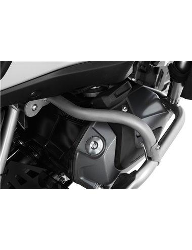 Barra de refuerzo Wunderlich para la barra de protección de motor original BMW R1250GS ADVENTURE
