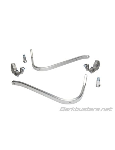 Soportes de aluminio Barkbusters JET, VPS, STORM, CARBON