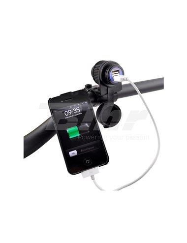 Cargador V PARTS USB 12V para móviles