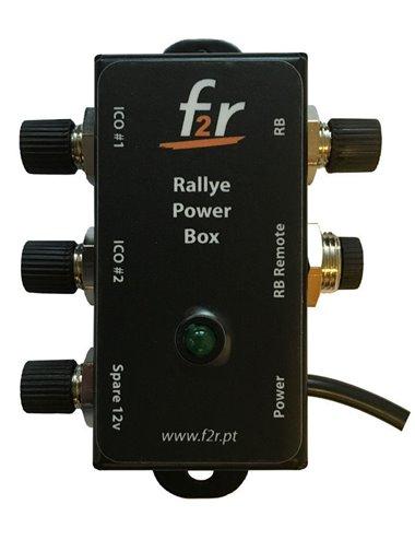 F2R Rallye Power Box
