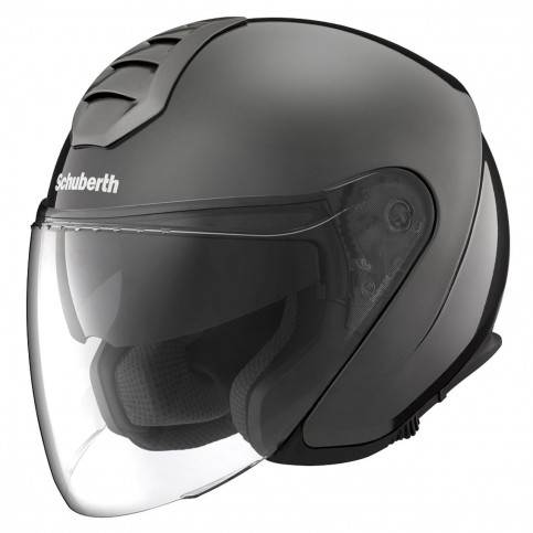 CASCO SCHUBERTH BLANCO BRILLO