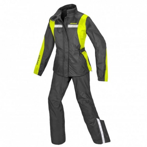 TOURING RAIN SUIT LADY SPIDI