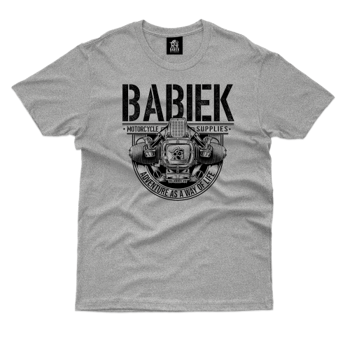 Camiseta Babiek Boxer