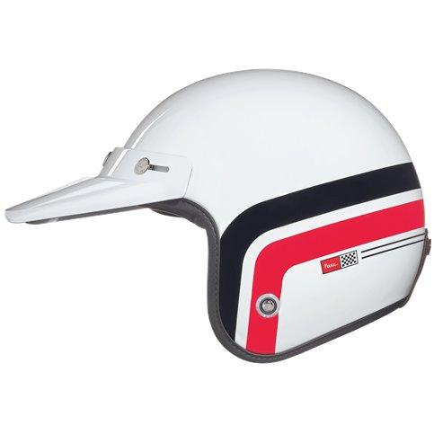 CASCO NEXX X.G10 LARRY SPAN WHITE