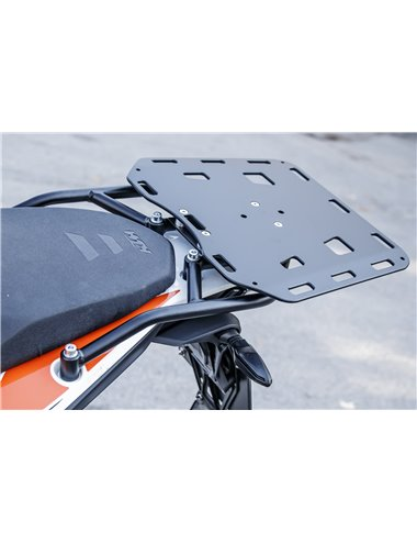 PARRILLA TOP CASE SOFT BUMOT PARA KTM 390 ADVENTURE