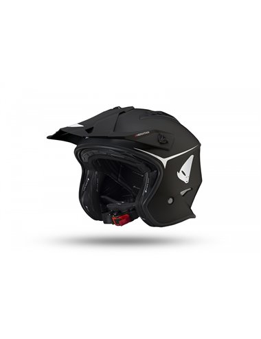 CASCO UFO SHERATAN BLACK