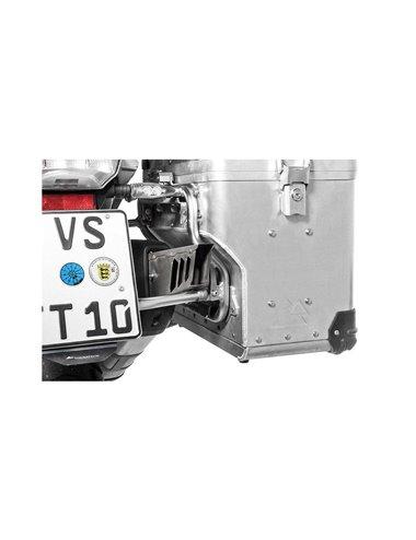 Extensión del escape para el sistema especial de maletas ZEGA Pro2 de BMW R1250GS y Adv / BMW R1200GS y Adv