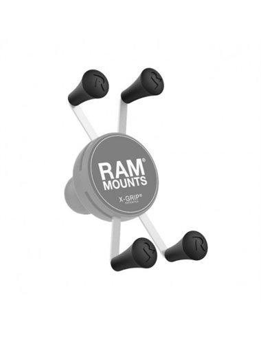 RECAMBIO TAPONES SOPORTE SMARTPHONE RAM MOUNTS X-GRIP RUBBER CAP