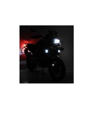 KIT DE FAROS AUXILIARES DENALI D4 LED 10W