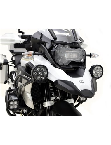 SOPORTE DE FAROS DENALI PARA BMW R1200GS / R1250GS