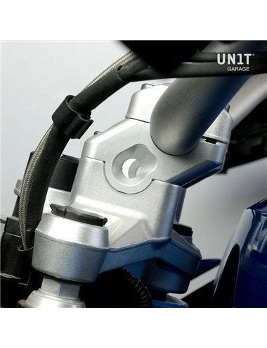 Elevadores de manillar UNIT GARAGE para BMW serie R