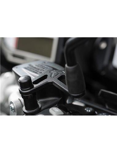 EXTENSION DE RETROVISOR SW-MOTECH PARA  BMW. Negro. BMW-Modelos.