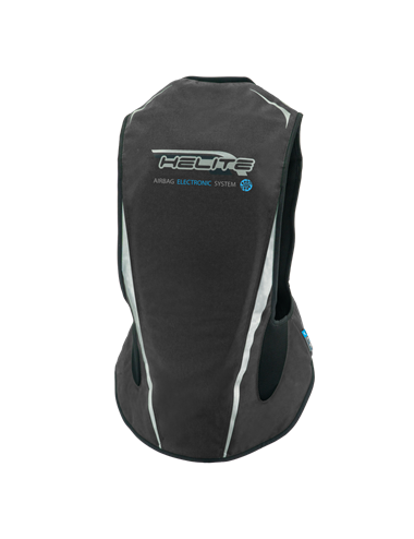 AIRBAG HELITE E-TURTLE BLACK
