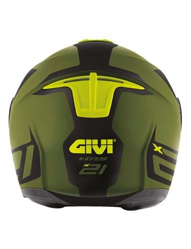 CASCO GIVI X.21 CHALLENGER SHIVER