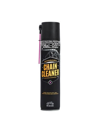 LIMPIADOR DE CADENA MUC-OFF Muc-Off Chain cleaner Spray 400ml