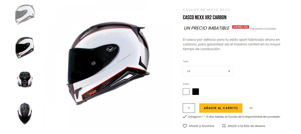 CASCO NEXX R2